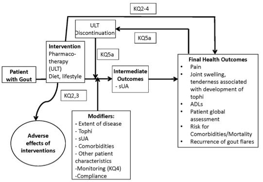 Management of Gout | Effective Health Care Program
