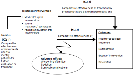 Evaluation and Treatment of Tinnitus: A Comparative