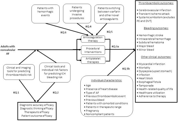 Stroke Prevention in Atrial Fibrillation | Effective Health Care Program